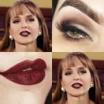 Tutorial - maquiagem inspirada em Paola Bracho