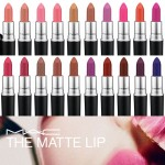 A coleção de batons MAC The Matte Lip Collection 2015