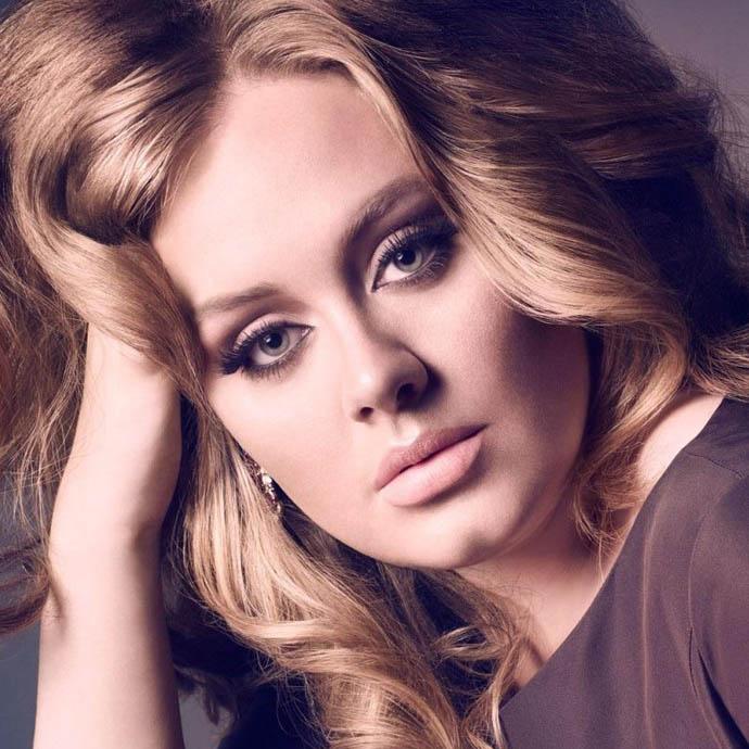 Adele é taurina do dia 05/05.
