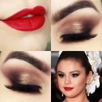 Tutorial - maquiagem da Selena Gomez com produtos nacionais