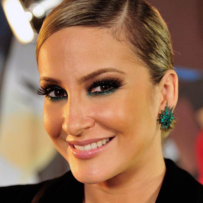 Claudia Leitte é canceriana do dia 10/07.