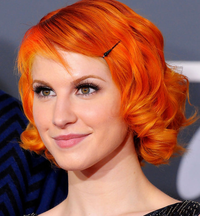 Hayley Williams é capricorniana do dia 27/12.