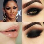 Makeup Tutorial - Olho Preto inspirado em Nicole Scherzinger