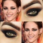 As maquiagens com Cat Eyes de Kristen Stewart