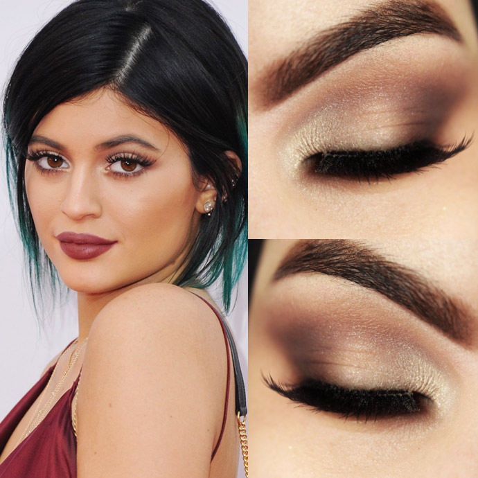 Tutorial - Maquiagem básica e chique da Kylie Jenner » Pausa para ... 5024c03ff5