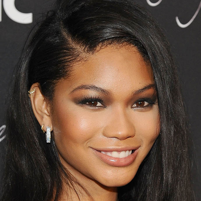 Chanel Iman é sagitariana do dia 01/12.