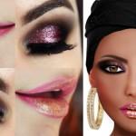 Tutorial - maquiagem especial Outubro Rosa
