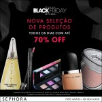 Black Friday na SEPHORA!