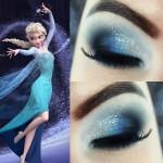 Tutorial - maquiagem inspirada em Frozen e 2 anos de canal
