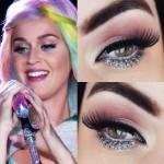 Tutorial - maquiagem da Katy Perry para brilhar