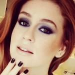 10 maquiagens coloridas das famosas