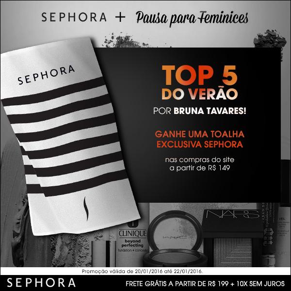 TOP 5 - Bruna T