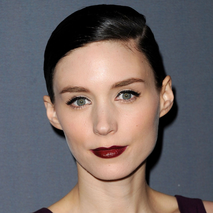 Rooney Mara é ariana do dia 17/04