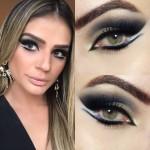 Tutorial - maquiagem Thassia Naves Egípcia Baile da Vogue