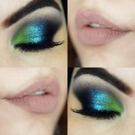 Tutorial - sereia noturna e Monster High