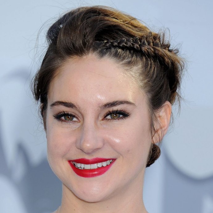 Shailene Woodley é escorpiana do dia 15/11