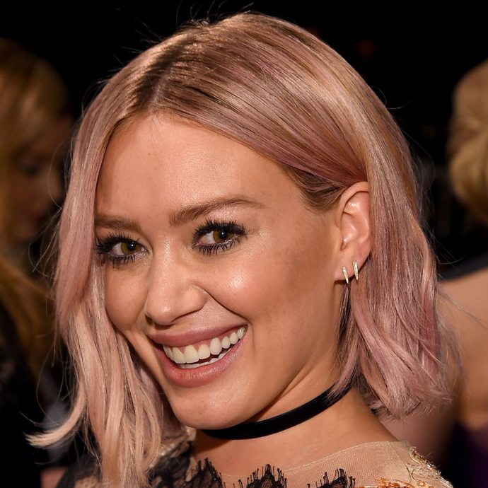 Hilary Duff é libriana do dia 28/09