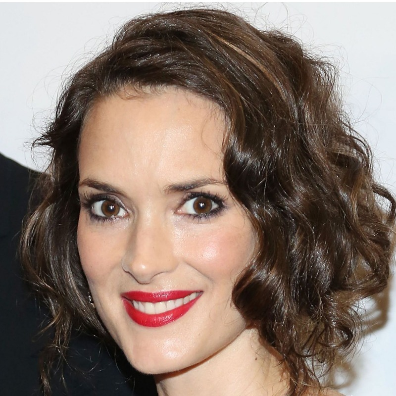 Winona Ryder é escorpiana do dia 29/10