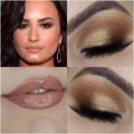 Tutorial - a maquiagem da Demi Lovato no Grammy