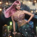 Katy Perry lançará coleção de make inspirada em sereias