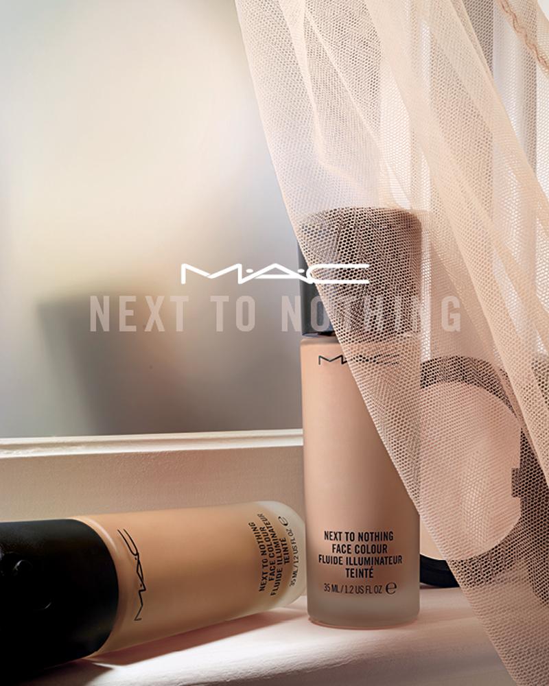 """mac-2 Base com efeito """"natural"""" é a nova aposta da M.A.C"""