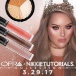 NikkieTutorials lança coleção de make com a OFRA