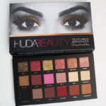Huda Beauty Rose Gold Palette - a paleta do momento + make Asa de Anjo