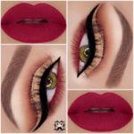 10 Makes da @makeupbyevva para se inspirar