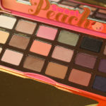 Resenha da Paleta Sweet Peach da Too Faced por Claudia Guillen