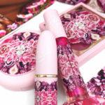 10 Produtos de Make Incríveis com Flores