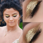 Tutorial Make Selena Gomez MET Gala 2018