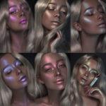 Os Novos Iluminadores Faciais da Glitter Injections