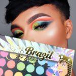 As paletas de sombras da BH Cosmetics inspiradas no Brasil