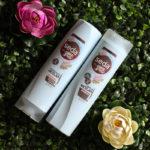 Seda Lança Coleção de Shampoo e Condicionador com Niina Secrets