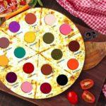 A Paleta de Sombras inspirada em Pizza