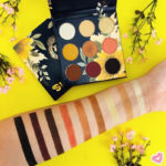 Swatches Paleta BT Sunflower - Parte 2