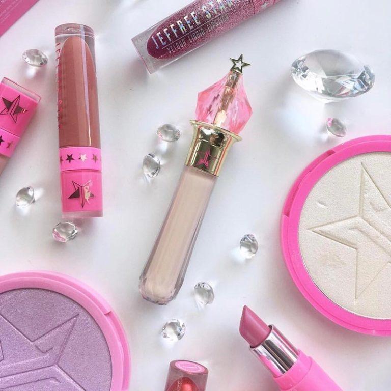 Jeffree star купить косметику блеск для губ увеличивающий объем эйвон