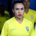 O Batom Vermelho da Marta na Copa do Mundo Feminina
