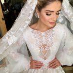A maquiagem de noiva da Thássia Naves (usando o batom com a MAC!)