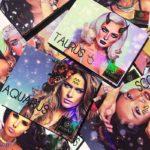 As Paletas de Signos da The Zodiac Cosmetics